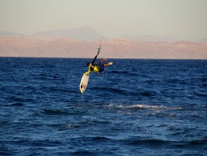 8 Days Kite Surf Camp in South Sinai, Egypt