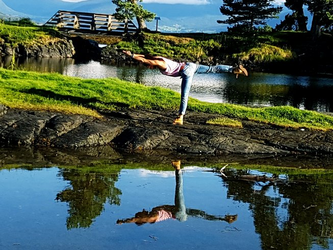 7 Days Hiking and Yoga Retreat in Molde, Norway