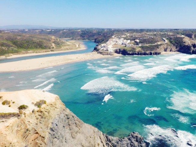 6-Daagse Genezing met de Elementen Yoga Retraite in Sao Teotónio, Portugal