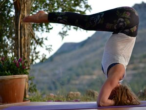 7 Days Autumn Yoga Retreat in Murcia, Spain