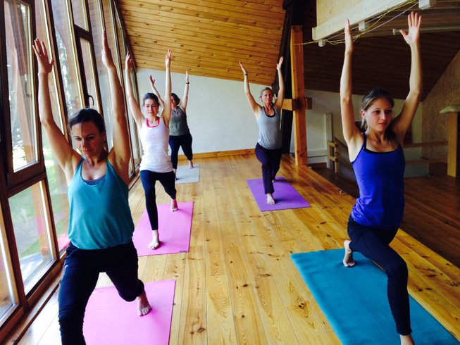 25 Days 200-Hour Vinyasa Yoga Teacher Training in France