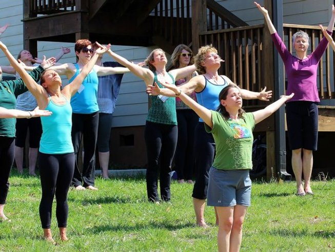 3 Days Welcome Weekend Yoga Retreat in Virginia, USA