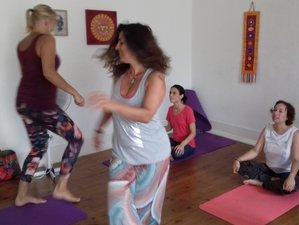 5 Week 50-Hour Online Shakti Yoga Dance Teacher Training Course