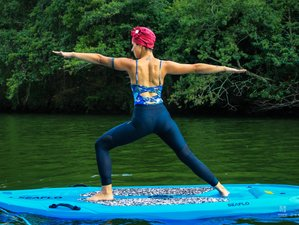 5 Day Reboot Retreat: Meditation & Yoga, River Activities and Healthy Food in Douro Valley, Cinfães