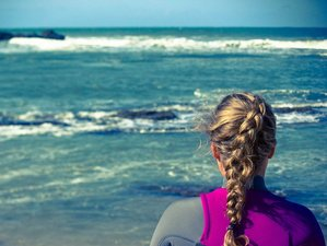 8 Days Intensive Surf and Yoga Holiday in Lisbon, Portugal