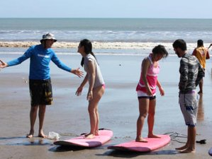 15 Days Premier Surf Camp in Bali