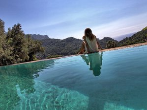 7 Tage Bio Yoga, Massage und Stehpaddel Retreat in Spanien