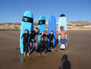 8 Days All-Inclusive Surf and Bodyboard Camp Agadir, Tamraght-Taghazout, Morocco