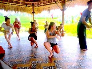"12 Day ""Destress & Renew"" Watukaru Yoga, Hindu Spirituality & Culture Retreat in Tabanan, Bali"