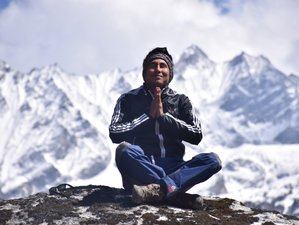 13 Day Annapurna Base Camp Trek with Yoga Tour in Nepal