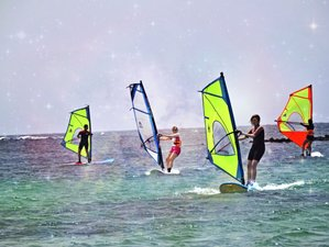 8 Days Windsurf and Yoga Holiday in Fuerteventura, Canary Islands