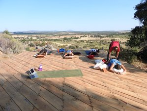 7 Days Eco Yoga Retreat with Permaculture in Portugal