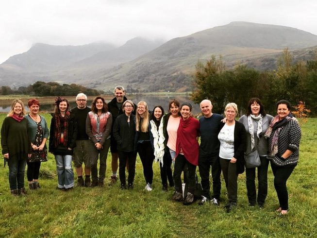 3 Days Autumn Yoga Retreat in Snowdonia, UK