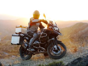 12 Days Guided BMW Motorbike Tour Namibia
