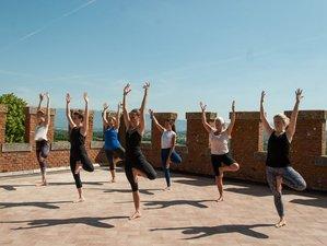 20-Daagse 200-urige Vinyasa Yoga Docentenopleiding in Toscane, Italië