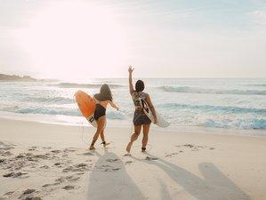 5 Day Women's Surf and Yoga Retreat in Praia da Luz, Algarve