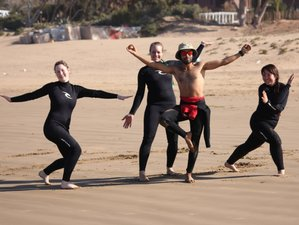 8 Days Surf and Yoga Camp in Tamraght, Morocco