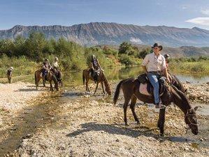 8 Day King Skerdilajd Army Route Mountain Trail Horse Riding Tour in Albania