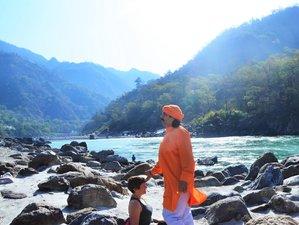 15 Days 100-Hour Pranayama Teacher Training & Yoga Retreat in Rishikesh India
