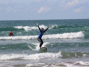 7 Days Surf and Yoga Camp in Whangamata, North Island, New Zealand