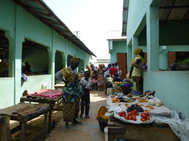 7 Tage Vinyasa Flow Öko Yoga Urlaub in Gambia