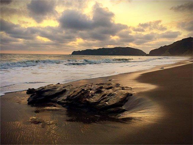 5 Days Vikara Lifestyle Surf and Yoga Retreat in Olon, Ecuador