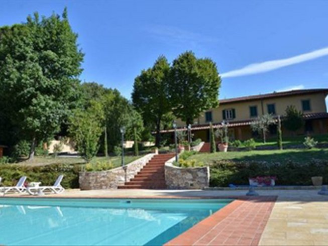 8 Days Powerful Meta-Well-Being Yoga Retreat Tuscany, Italy
