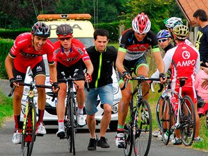 5 Days Sport Cycling Tour in North Navarre and Basque Pyrenees, Spain