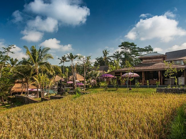 4 Days Inner Journey Spa and Yoga Retreat in Bali, Indonesia