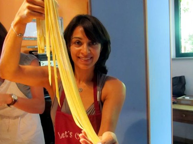5 Days Artistic Umbria Cooking Vacations
