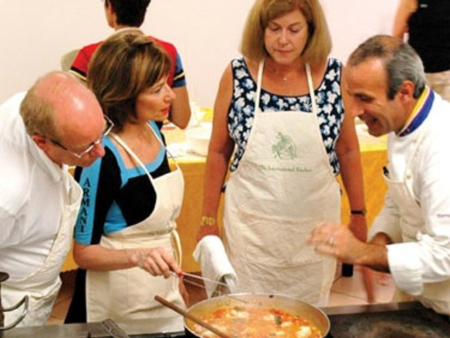 7 Days Classic Tuscan Cooking Holidays in Italy