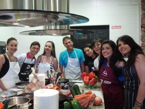 14 Day Spanish Course and Gourmet Cooking Holidays in Madrid, Spain