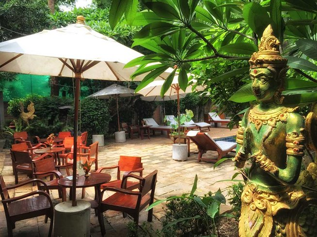 12 Days Weight Loss and Detox Retreat in Chiang Mai, Thailand