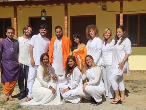 28 Day 300-Hour Advance Meditation Teacher Training in Rishikesh