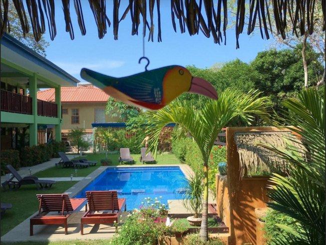 7 Tage Surf Yoga Urlaub für Frauen in Costa Rica