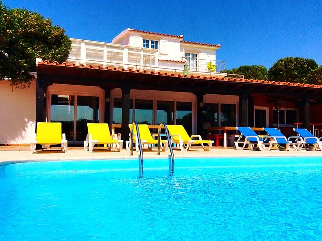 8 Days Silver Coast Surf Camp in Ferrel, Peniche, Portugal