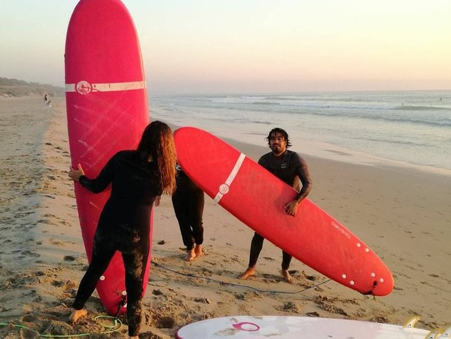 7 Days Surf Camp in Horse Farm Portugal