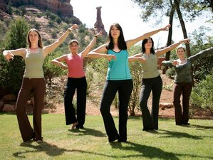 4 Days Yoga Retreat in Sedona, USA