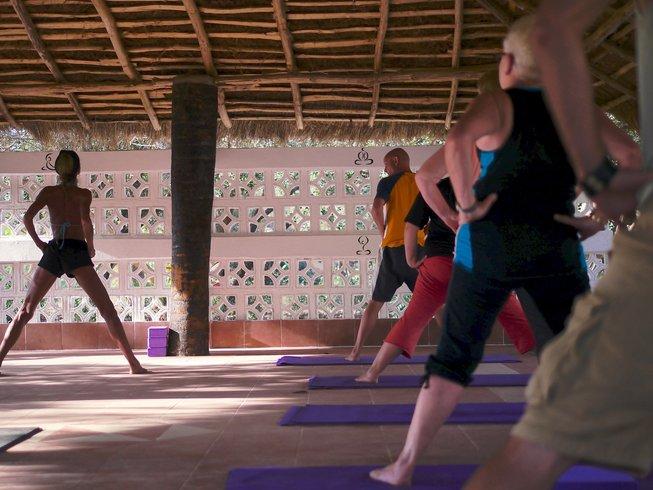 8 Days Vinyasa Yoga Retreat in Gambia