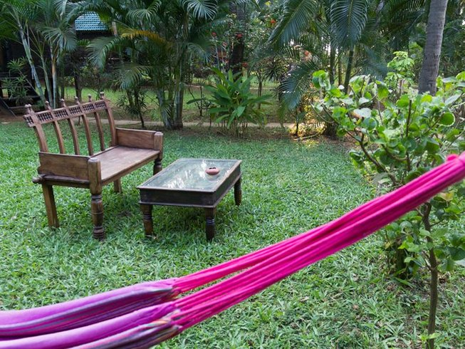 8 Days Pilates, Meditation, and Yoga Retreat in Goa, India
