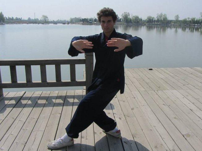 4 Months Learn Kung Fu, Qigong, Taichi in China