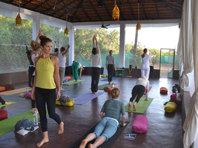 15 Days Be Better Yoga Teacher Training Module B in Germany