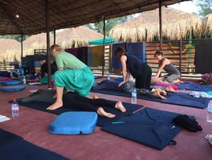 8 Days Thai Yoga Massage and Yoga Retreat in India