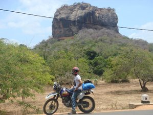 6 Day Sri Lanka Off Road Classic Guided Motorcycle Tour