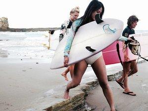 5 Tage Surfcamp für Anfänger mit Yogakursen und Bootsausflügen in Popoyo