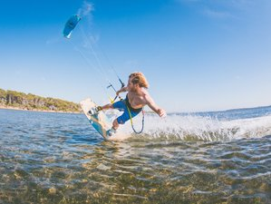 3 Day All-Level Private One-on-One Kitesurf Course in Trapani, Sicily