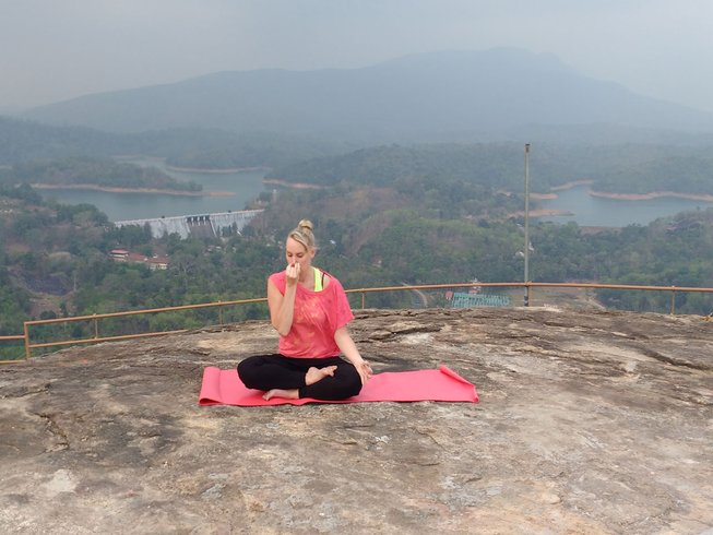 10 Days Family Wellness and Yoga Retreat in India