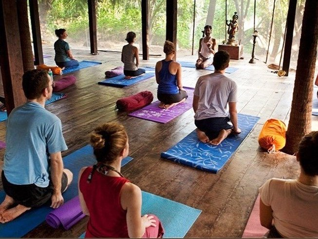 28 Days 200-hour Ashiyana YTT in Goa