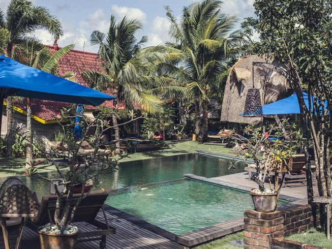 7 Days Sacred Space Yoga Retreat in Bali, Indonesia