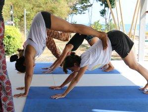 28 jours-200h de formation de professeur de yoga à Koh Pha-Ngan, Thaïlande